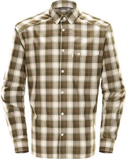 Haglöfs Tarn Flannell Shirt Men - Deep Woods/Sage Green