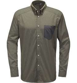 Haglöfs Vejan LS Shirt Men [Sage Green]
