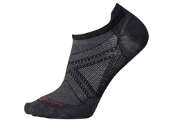 Smartwool: PhD Run Micro Socks [Black/Black] Ultra Light Cushion