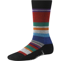 Smartwool: Women's Lifestyle Saturnsphere [Black Multi Stripe]