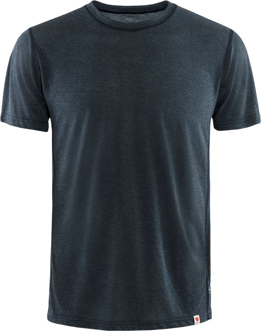 Fjällräven High Coast Lite T-shirt M [Navy]