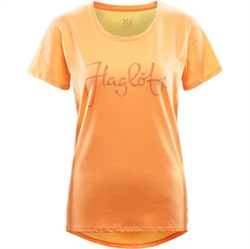 Haglöfs Mirth Tee Women - Peach