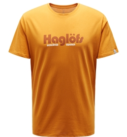 Haglöfs Camp Tee Men [Desert Yellow]