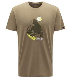 Haglöfs Camp Tee Men [Sage Green/Sprout Green]