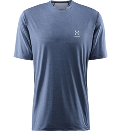 Haglöfs Ridge Tee Men [Tarn Blue]