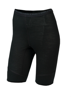 Aclima LightWool Long Shorts Woman [Jet Black]