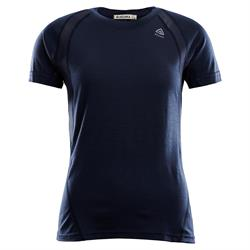Aclima Lightwool Sports T-Shirt Woman [Navy Blazer]