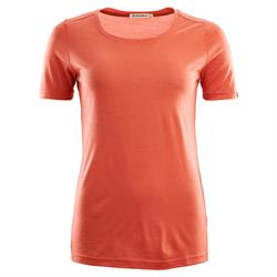 Aclima Lightwool T-Shirt Woman - Burnt Sienna