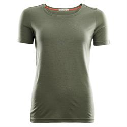 Aclima Lightwool T-Shirt Woman - Ranger Green