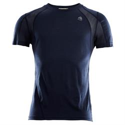 Aclima Lightwool Sports T-Shirt Man [Navy Blazer]