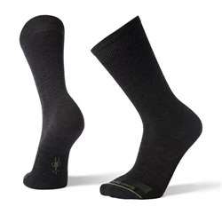 Smartwool Anchor Line Crew Socks [Charcoal] Unisex