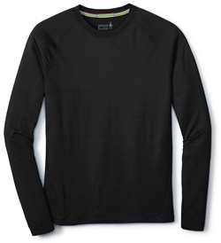 Smartwool Men's Merino 150 Baselayer Long Sleeve [Black]