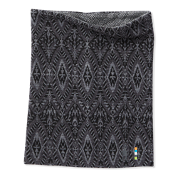 Smartwool: Merino 250 Reversible Pattern Neck Gaiter [Black Medallion]