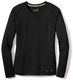 Smartwool: Women's Merino 150 Baselayer Long Sleeve [Black]