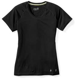 Smartwool Women's Merino 150 Baselayer Short Sleeve [Black]