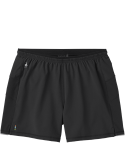 "Smartwool Men's Merino Sport 150 Lined · 5"" Short [Black]"