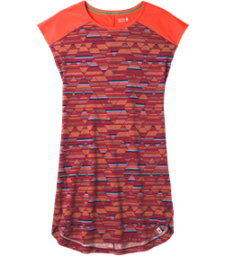 Smartwool Women's Merino 150 Dress [Habanero]