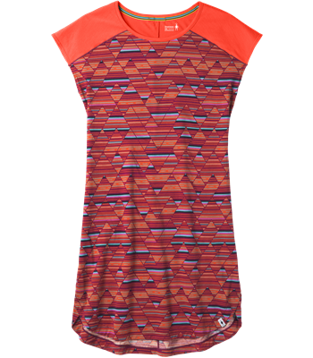 Smartwool Women\'s Merino 150 Dress [Habanero]
