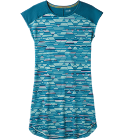 Smartwool Women's Merino 150 Dress [Light Marlin Blue]