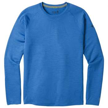 Smartwool Men\'s Merino 150 Baselayer Pattern Crew [Bright Cobalt]
