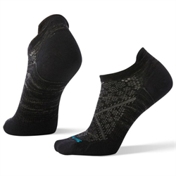 Smartwool Women's PhD® Run Micro Socks [Black] Ultra Light Cushion
