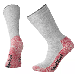 Smartwool Mountaineering Trekking Socks [Charcoal Heather] Heavy Crew