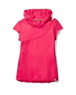 Smartwool: Women's Everyday Exploration Hooded Tee [Sunset]